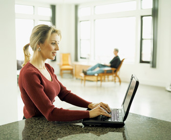 How to work from home at a top mlm company.