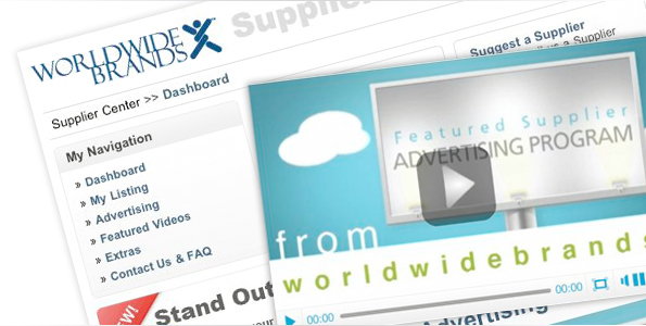 Worldwide Brands - Your key to dropshipping success.
